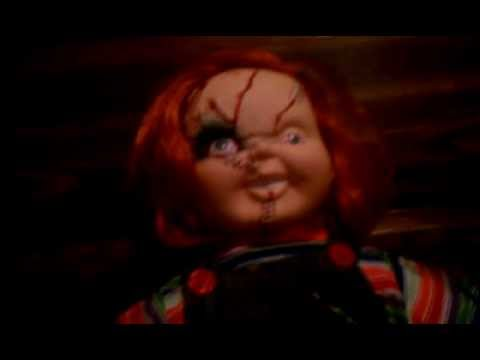 Spencer Gifts Bride Of Chucky Doll Review Youtube