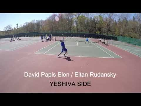 NCAA National Tourney - 2015 Yeshiva Tennis (M)
