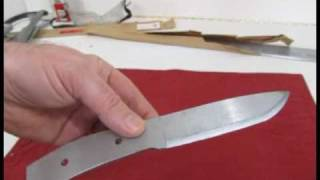 KnifeMaking Tutorial 1 of 2