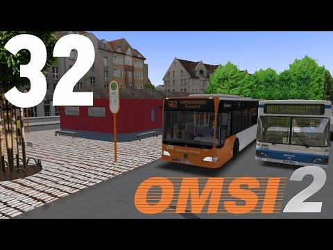 OMSI 2 #32 ★ Unterwegs in Ennepetal ★ Let´s Play OMSI 2