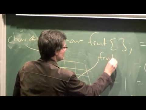 Lecture15: Data Structures and Algorithms - Richard Buckland, UNSW