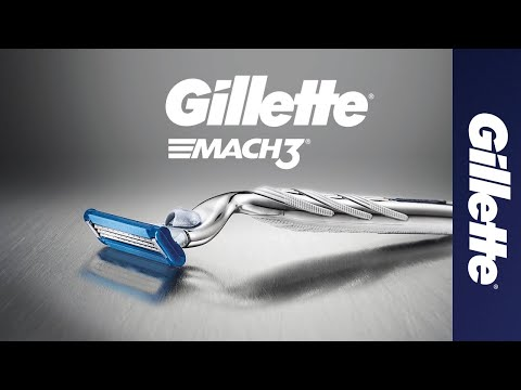 Gillette MACH3 | 5 Reasons To Upgrade