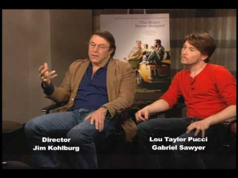 'The Music Never Stopped' Interview with Director Jim Kohlberg & actor Lou Taylor Pucci