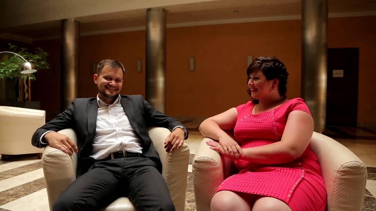 Интервью свадебное