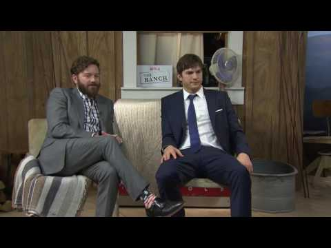 Bromance with Ashton Kutcher & Danny Masterson