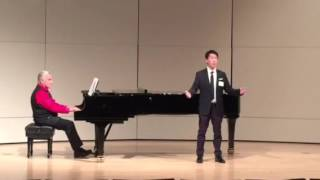 Austin Zhuang Schmitz audition