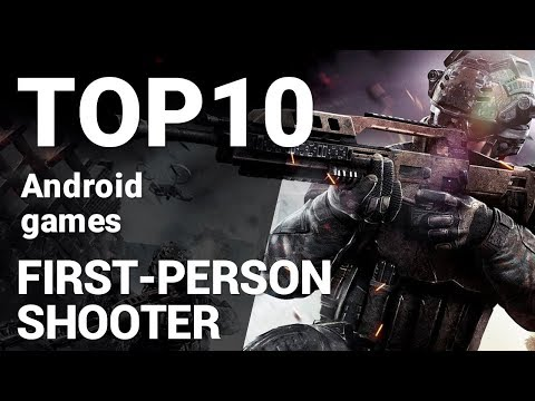 Top FPS Games For Android 2018[1080p/60fps]