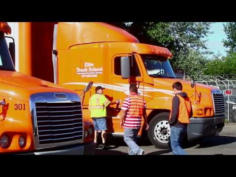 Elite Truck School Classes