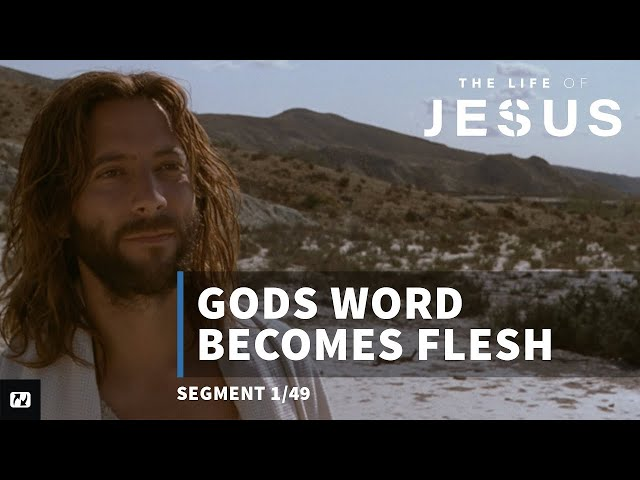 God's Word Becomes Flesh | English | The Life of Jesus | 1 of 49