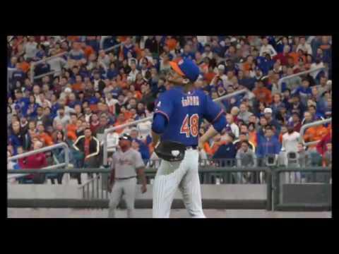 MLB The Show 16: Atlanta Braves vs. New York Mets in Extra Innings (06/18/16)