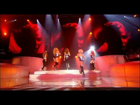 Girls Aloud - Girl Overboard - HD [Tangled Up Tour DVD]