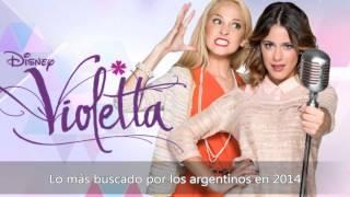 Dolar Blue - Violetta - Lo más buscado por los argentinos en 2014
