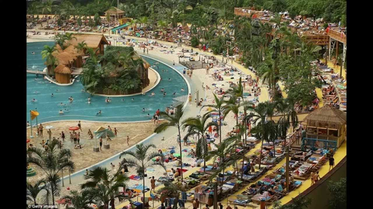 Tropical Island Duitsland Europas Grootste Tropish Indoor Resort Youtube