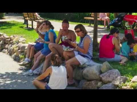 Cedarburg Strawberry Festival 2016 - the Art of the Party