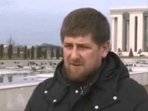 Кадыров о Сашке Билом и Яроше,Правый сектор,Украина