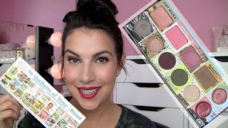 In theBalm of Your Hand - Greatest Hits Palette (Holiday 2015)