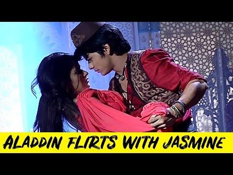 Aladdin To Flirt With Yasmine In Aladdin - Naam Toh Suna Hoga