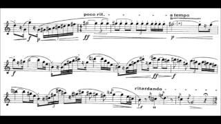 Rudolf Escher - Sonata for Flute solo (1949)