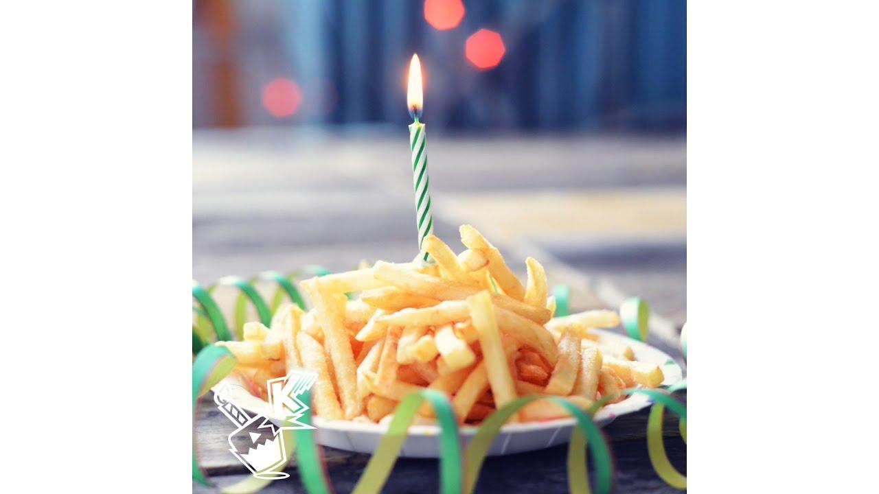 Happy FRIES Birthday