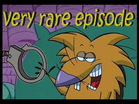 The Angry Beavers Cuffed Together Pilot - Does it Exist?