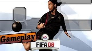 FIFA 08 Gameplay (PC HD)
