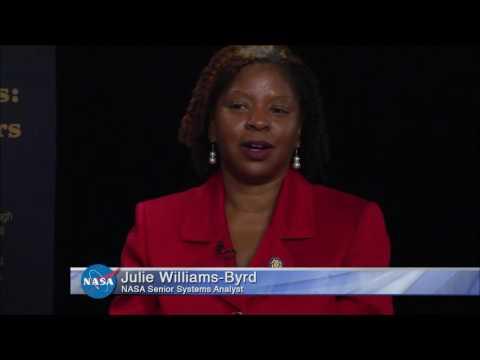 Real People Behind NASA's Hidden Figures
