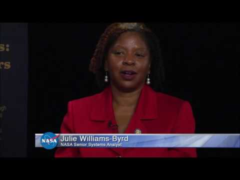 Real People Behind NASA's Hidden Figures