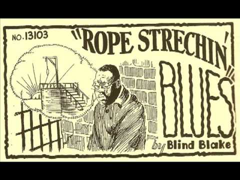 Rope Stretchin' Blues Part 1 (Blind Blake, October 1931) [Remastered]