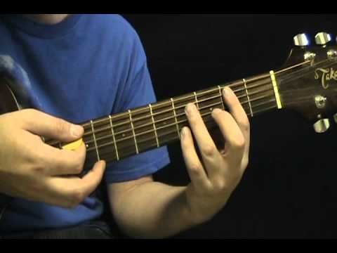 Guitar Lesson - I Should Have Known Better by The Beatles - How to ...