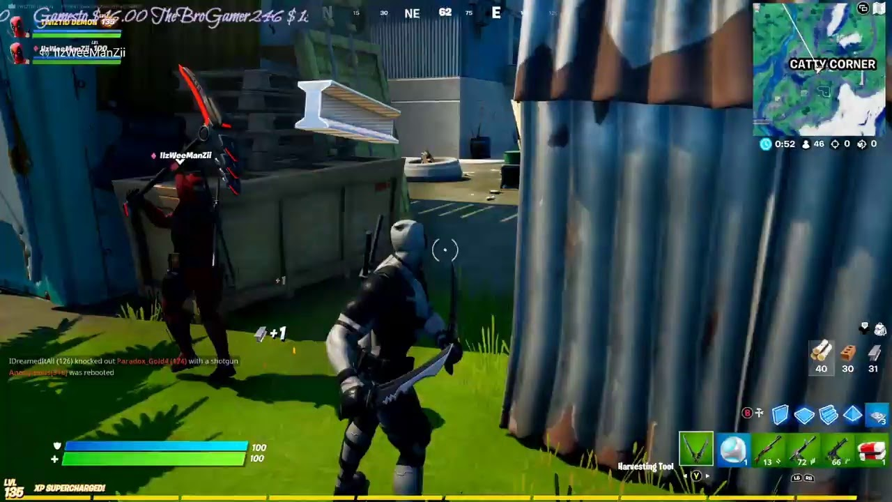FORTNITE (LIVE) ROAD TO 1.400 SUBS