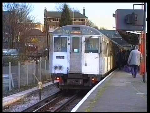A Stock on the East London Line  part 2 - A film by Fred Ivey