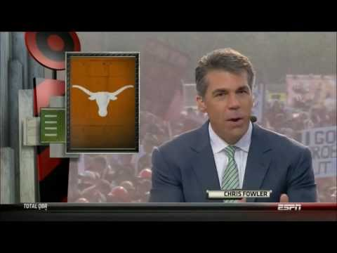 Texas Longhorns - Texas is soft (Gameday segment)