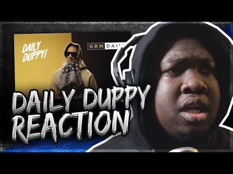 Digga D – Daily Duppy | GRM Daily (REACTION)