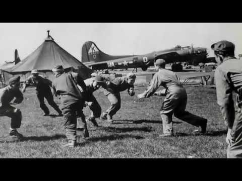 379th Air Expeditionary Wing History - Reactivation and WWII
