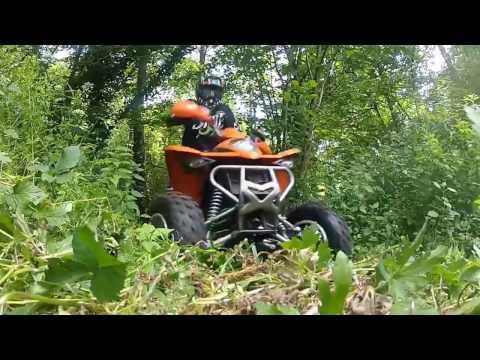 ATV Kymco Maxxer 300