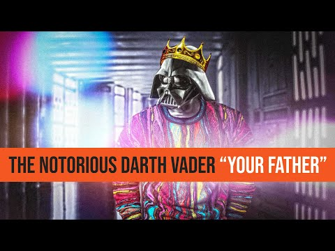 THE NOTORIOUS DARTH VADER-  OFFICIAL
