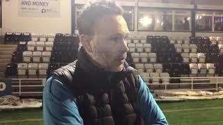 Mark BowerPost Match Interview - Spennymoor Town Fc