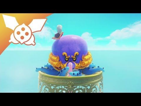[LP] Super Mario Odyssey (Coop) #23 : Un Octorok dans une mer de limonade