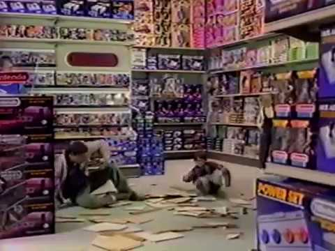 Toys R Us Nintendo Commercial