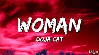 Doja Cat - Woman - (Lyrics)