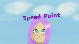 Speedpaint- My character! (Leona)