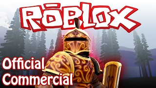 Official Roblox Commercial