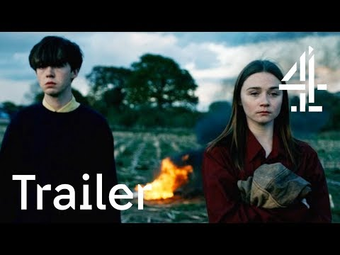 TRAILER | The End of the F***ing World | Tuesday 24th October 10.20pm