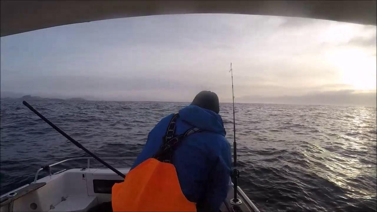 årets første fisketur 2017 - YouTube