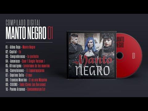 Manto Negro - Compilado de rock alternativo chileno - Volumen 01