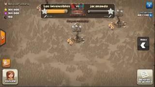 Enemigo Sin Defensas en Tiempos de Guerra | Clash Of Clans