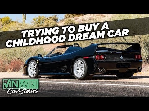 How I fell in love with the rarest F50