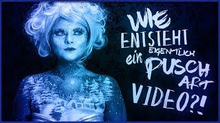 Wie ENTSTEHT eigentlich ein PUSCH-ART Video?! || LIVE-REPLAY || DE