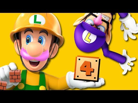 SUPER EXPERT TIME | Super Mario Maker 2 - Part 4