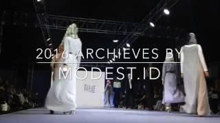 Muslim Fashion Festival 2016